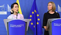 Myanmar, EU at odds over Rohingya rights...