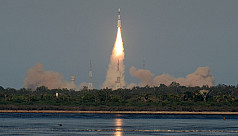 ISRO successfully launches South Asia...