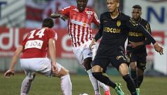 Monaco edge closer to Ligue 1 title...