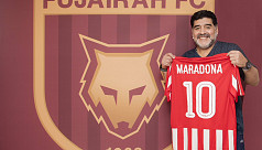 Maradona appointed head coach of UAE's...