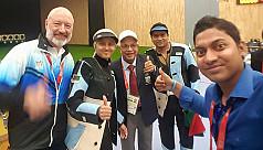 2017 Islamic Solidarity Games: Bangladesh...