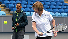 Margaret Court: Tennis is 'full of...