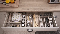 Tame your kitchen clutter