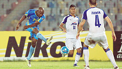 10-man Abahani outclass Bengaluru