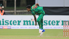 Below-par Mustafizur still the