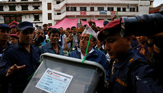 Nepal votes in first local election...