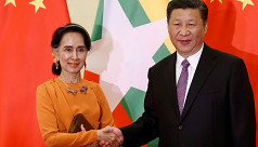 China offers help for Myanmar peace...