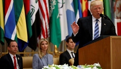 Trump: Fight against terror a battle...
