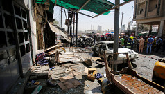 31 killed in twin Baghdad car bomb...