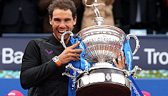 Nadal eases to 10th Barcelona Open...