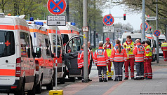 50,000 evacuated in Germany over unexploded...