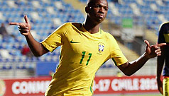 Real Madrid sign 16-year old Vinicius...