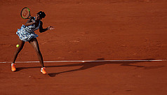 Venus starts 20th French Open with win,...