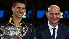Djokovic names Agassi as coach at French...