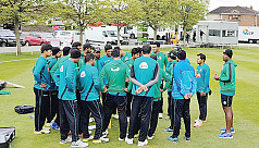 Bangladesh eye maiden away win against...