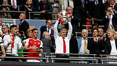 Arsenal deny Chelsea double as Ramsey...