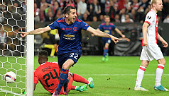 Manchester United outclass Ajax to win...