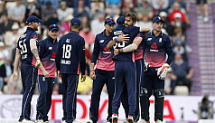 Stokes, Wood shine as England snatch...