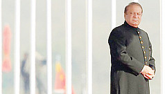 Sharif told to resign in 7 days