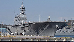 Japan to send biggest warship to protect...