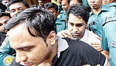 Two Banani rape accused in remand