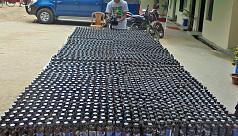 Police recover 2,306 bottles of phensedyl...