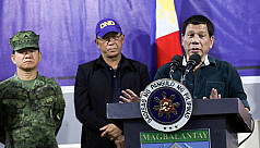 Duterte urges IS-linked rebels to halt...