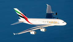 Emirates to fly all A380 services to...