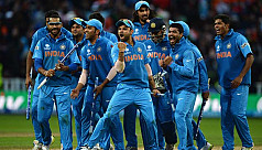 Holders India finally name Champions...