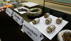 Indian explosives in Bangladeshi militants'...