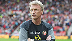 Moyes resigns as Sunderland manager...