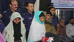 Three Mymensingh women honoured for...