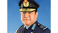 Air Chief returns home from Italy