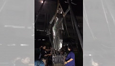 Lady Justice statue re-erected on Supreme...