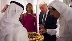 Trump seeks 'reset' with Islamic world...
