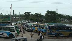 Indefinite strike by transport workers...