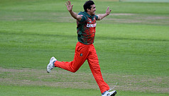 Luck not favouring Taskin