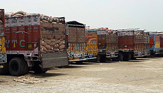 Goods transport strike in 16 districts...
