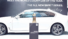 Executive Motors honored by BMW...