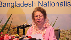 Khaleda promises to end PM's monolithic...