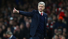Wenger receives three-match ban