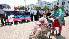 Patients suffer as doctors take strike...
