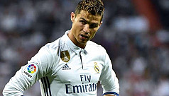 Ronaldo voices support for Rohingya...