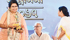 Rezwana Choudhury  Bannya honoured with...