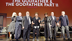 The Godfather cast reunited