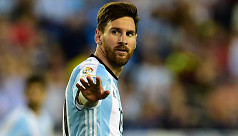 FIFA lifts Messi four-game international...