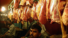 Red meats being sold defying govt price list
