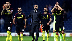 Guardiola sharpens knife for City clear...
