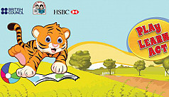 British Council and HSBC organised 'Play,...