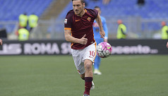 Totti declines to confirm retirement...